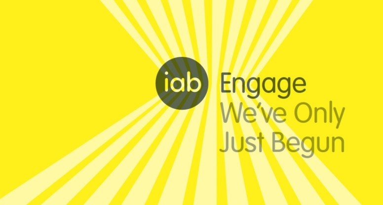 IAB engage 2014 London Logo, Event Video Production